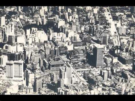 Cidade De São Paulo  Brasil  Anos De 1950 Youtube