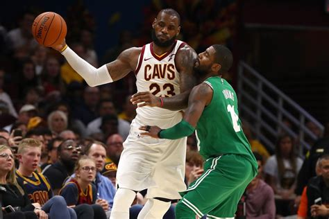 Lebron James Wallpaper Hd Cavs Are Lebron James And Kyrie Irving Competing For Mvp Celtics Pg Could Miss Nuggets Game With Injury