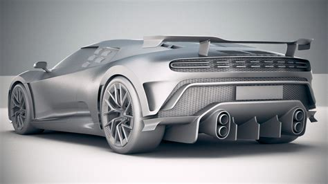 Exceptional design and vast power have been the hallmark features of bugatti vehicles for around 110 years. Bugatti Centodieci 2020