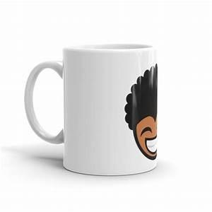 Smiling, Afro, Mug, U00b7, Bighairco, U00b7, Online, Store, Powered, By, Storenvy