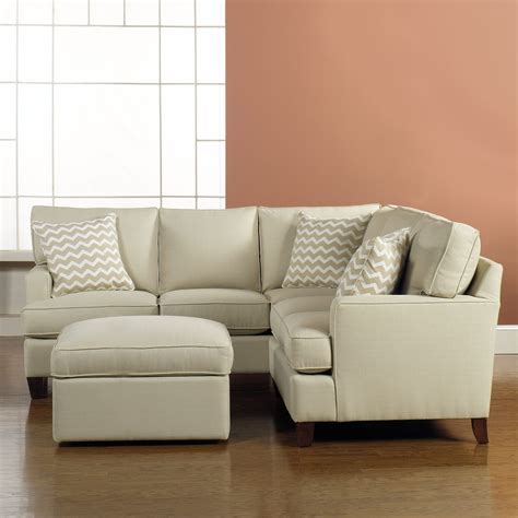 Small Scale Sectional Sofa Imposing Small Scale Sofa