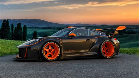 Porsche 911 Car Hd 1920x1080 Wallpaper