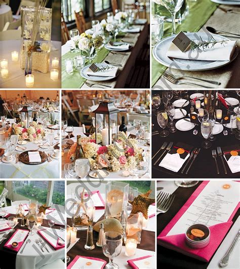 i weddings more inspirations for your wedding table