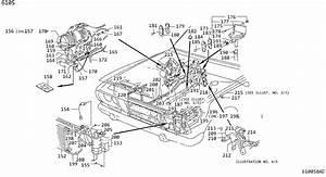 Nissan Axxess Clamp Hose  Connector Heater Hose  Hose