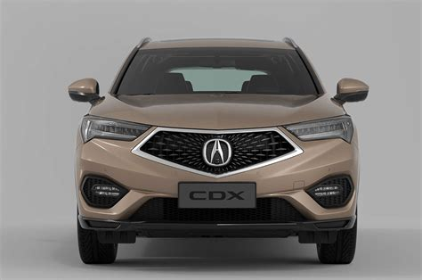 2020 Acura CDX : 2020 Acura Mdx Preview