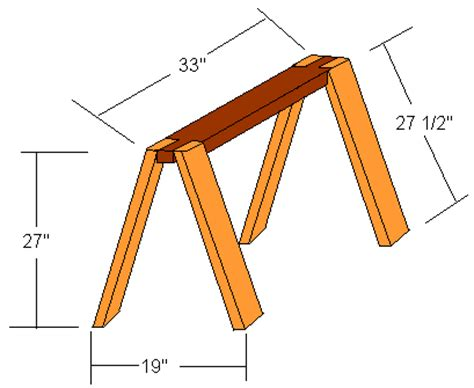 horse plans  woodworking