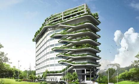 Singapore Bringing Natural Life Into Buildings Asia