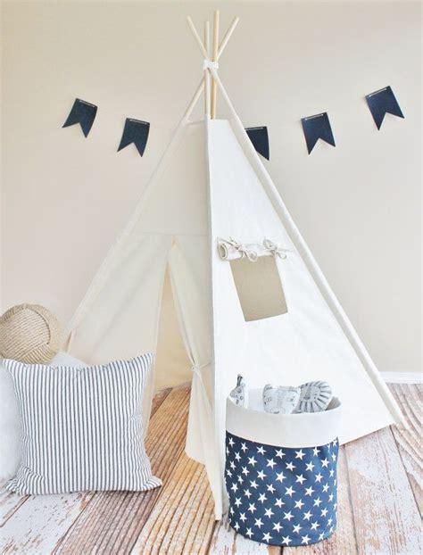 Spiel Tipi Kinderzimmer by Mittlere Nat 252 Rliche Leinwand Tipi Spiel Zelt
