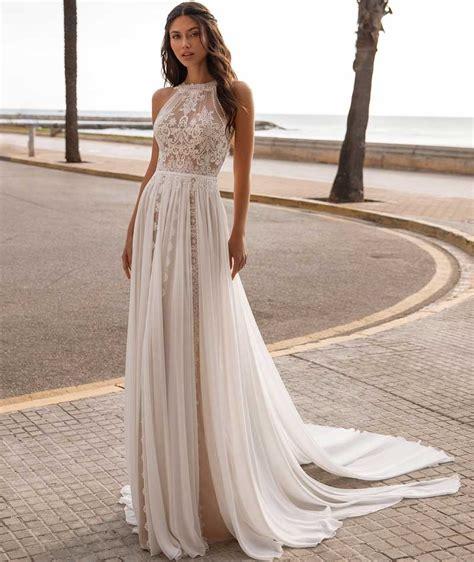 Tutti questi abito da sposa cercasi sono il prezzo bello e basso. Abiti da sposa Pronovias 2021: collezione, foto, prezzi - Beautydea