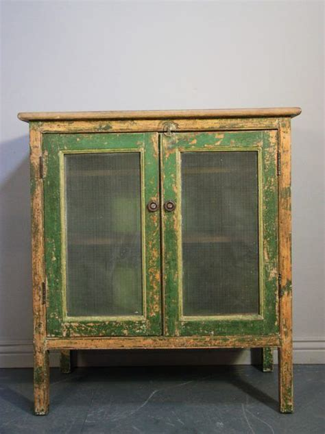 Hubbard Cupboard Furniture by Antique Cupboards Antique Original Antique Painted Pine