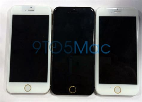 dummy iphone 6 another iphone 6 dummy leaked in gold