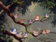 Forest Animals (Snow White and the Seven Dwarfs) The