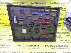 3c0937125 - Fuse Box - Vw Passat 2005 - 2009 Passat Cc 2009