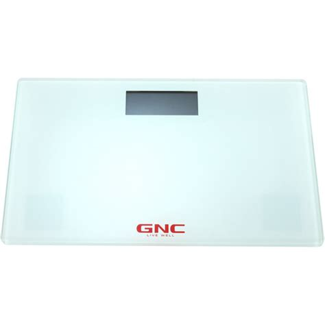 gnc accuweightmini gs 7001 bathroom weight scale walmart com