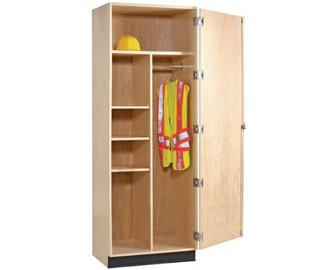 30 Inch Wide Wardrobe by Diversified Woodcrafts Single Door Wardrobe Storage