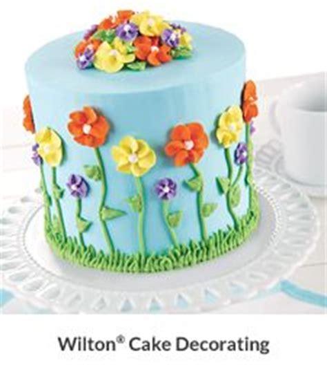 wilton course 1 cake ideas on pinterest sheet cakes