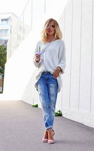 How To Style Ripped u0026 Shredded Jeans for Women | WardrobeLooks.com