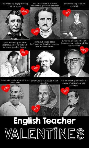 teacher meme valentines day english teacher puns