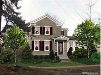 exterior paint schemes exterior-paint-color-schemes-Exterior-Traditional-with-brick-path-Car-Port | beeyoutifullife.com