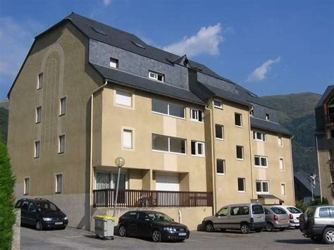appartement dans residence le garlitz lary soulan lary station thermale et