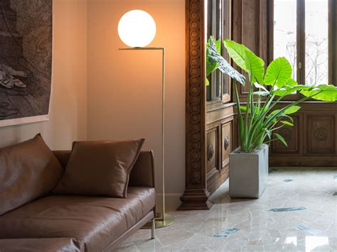 flos ic  floor lamp eames lighting