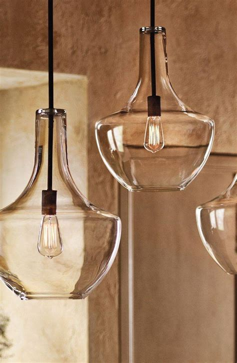 top   paxton glass  light pendants