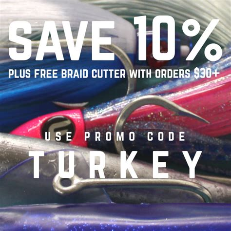 Miami Boat Show Promo Code by 10 Off Plus Free Braid Cutter The Hull Truth Boating