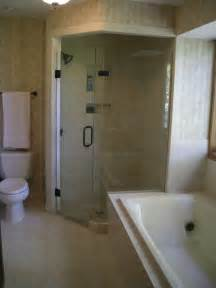 Corner Shower Bathroom Designs