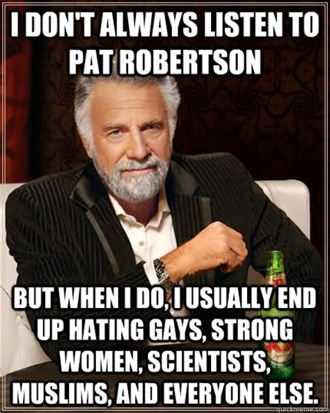 Pats Memes - pat robertson aids quotes quotesgram