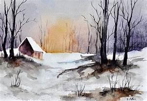 Peinture Sur Papier Peint Existant : peinture sur papier peint existant 1 peinture aquarelle ~ Dailycaller-alerts.com Idées de Décoration