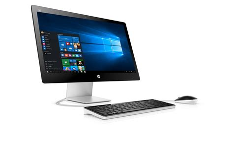 hp pc bureau pc de bureau hp pavilion 23 q205nf 4213327 darty