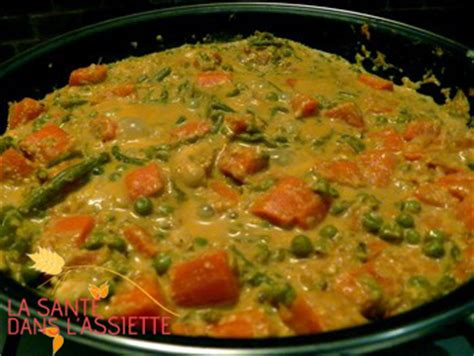 cuisine vegetarienne indienne légumes korma recette indienne végétarienne