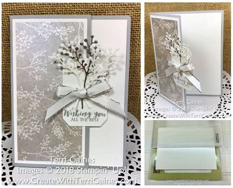 easy card design  frosted floral suite  images