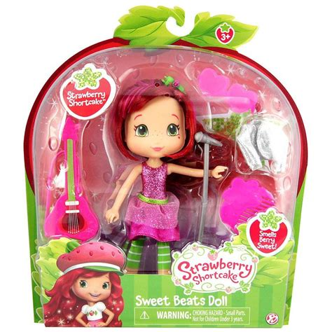 strawberry shortcake   sweet beats dolls strawberry