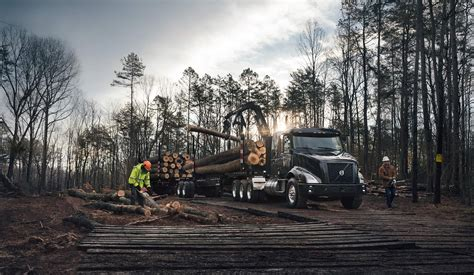 volvo vnx series heavy haul tractor tec equipment