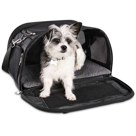 Good2go Ultimate Pet Carrier In Black