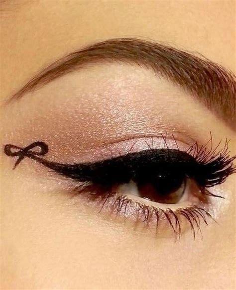 easy winged eyeliner styles  ideas  modern fashion blog