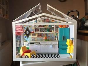 Kleines Gewächshaus Ikea : puppenhaus selber bauen aus einem gew chshaus ~ Michelbontemps.com Haus und Dekorationen