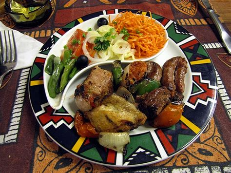 cuisine congolaise rdc drc kinshasa food peace on hearth and food in everyone