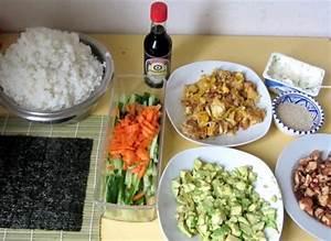 Sushi Selber Machen : vegetarisches sushi selber machen essen getr nke ~ A.2002-acura-tl-radio.info Haus und Dekorationen