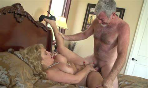 Like Granny Pleases Grandpa In Law Dissolute Blondes Slut Karen Summer Drilled Bf Jay Crew