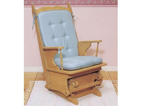 indoor furniture plans glider rocker plan