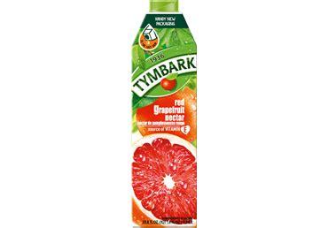 Nektārs TYMBARK sarkano greipfrūtu 1L