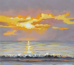 Sunrise Over the Atlantic - PJ Cook Gallery of Original ...