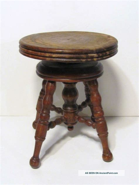 vintage swivel stool 25 best ideas about piano stool on piano 3260