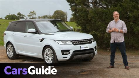 Review Land Rover Range Rover Sport by Land Rover Range Rover Sport Se Tdv6 2017 Review Road