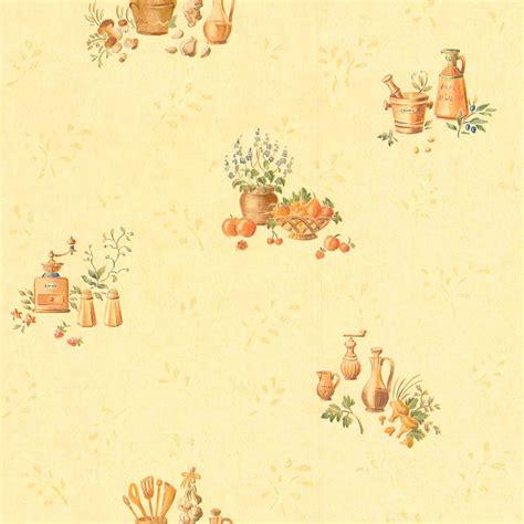 Papier Peint De Cuisine Acheter Papiers Peints De Papier Peint Cuisine Jaune Intissé Cuisine Et Bain Leroy
