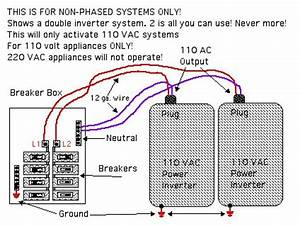 Solar Panel Inverter Wiring Diagram