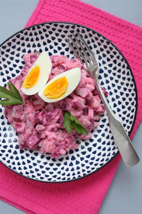 Igauņu rasols jeb 'rosolje' - Lindas Virtuve | Food, Cobb ...