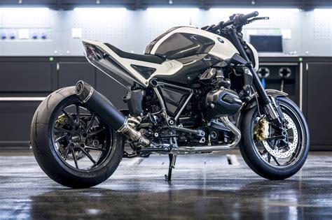 Bmw R1200r by Bmw R 1200 R Streetfighter Moto Graub 252 Nden Motorrad Fotos